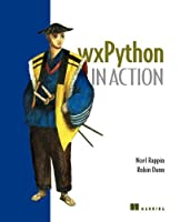 Wxpython in Action Front Cover
