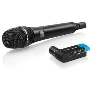 sennheiser avx digital wireless microphone system 835 handheld set musical. Black Bedroom Furniture Sets. Home Design Ideas