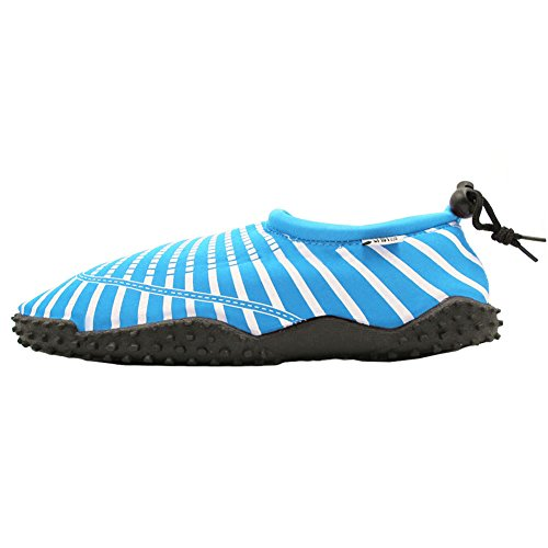 Turq ejercicio playa Mujer Aqua la 1177l agua Zapatos Wave calcetines De yoga de nU7qSvSY