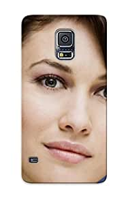 Fashionable Style Case Cover Skin Series For Galaxy S5- Olga Kurylenko