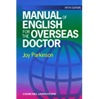 Manual of English for the Overseas Doctor, 5e