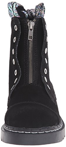 Boots Women's Anarchic k Shoes 7 T eye Waxed Suede Black u WtRpU1v