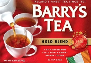 Barrys Gold 80 Bags (Pack Of 2) from Barry's Tea