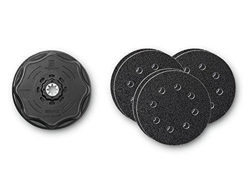 Fein 63806195210 Oscillating Sanding Pad Set, (Sanding Pad Set)
