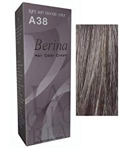 berina permanent hair dye color cream a11