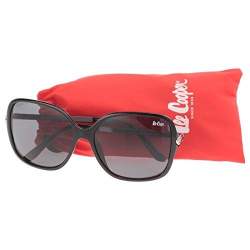 Lee Cooper Lunettes De Soleil Noir Mixte (4)  Amazon.fr  Vêtements et  accessoires 68252abb211e