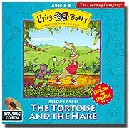 Brand New Broderbund Tortoise And The Hare Includes Dozens Of Hilarious Brand New Twists Popular