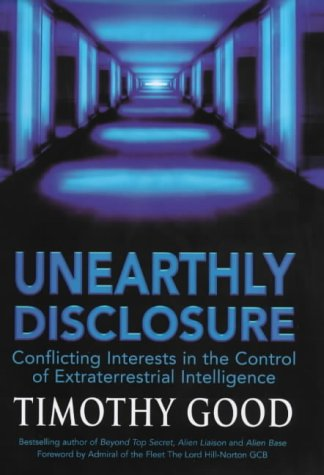 Unearthly Disclosure: Conflicting Interests In The Control of Extraterrestrial Intelligence PDF