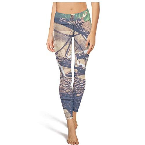 TONGZIRT Womens high Waisted Leggins Military Texture Camouflage Yoga Pants Printed Jogging Leggings