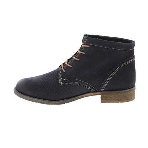 Josef SeibelDominic 10 - Zapatos Cómodos Hombre, Color Marrón, Talla 41