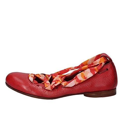 Flats 4 Red Ballet Women's MOMA xwvPTXE
