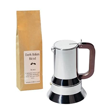 Alessi Espresso Maker Moka Pot 3 Cup By Richard Sapper
