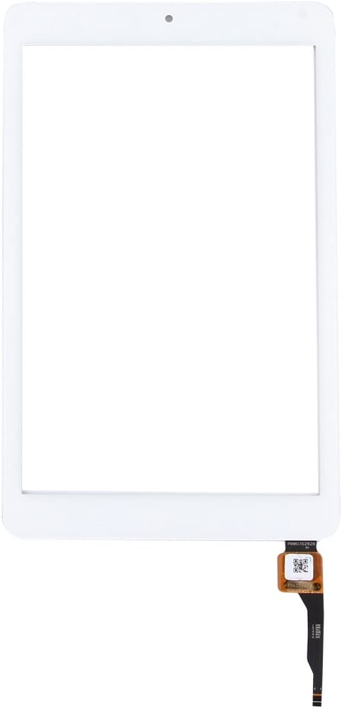 DESHENG Spare Parts Touch Panel for Acer Iconia One 8 / B1-850 (White) (Color : White)