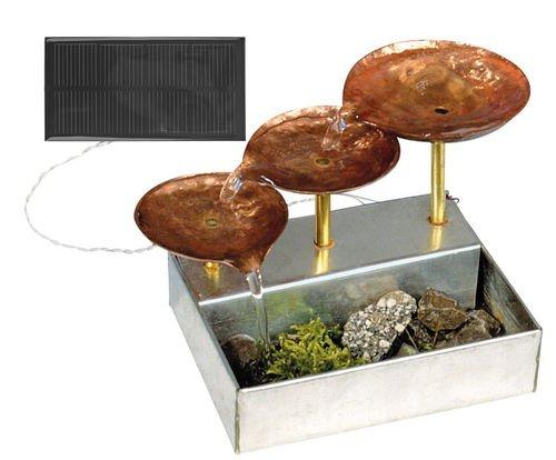 Brunnen Bausatz.Belladecora Solar Brunnen Bausatz Amazon De Spielzeug