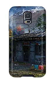 New Style Ideal Case Cover For Galaxy S5(far Cry 4), Protective Stylish Case