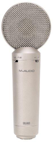 M-Audio Solaris Multipattern Condenser Microphone