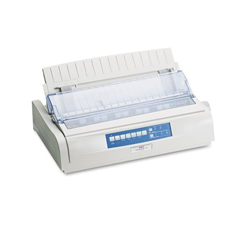 - Oki - Microline 421 Dot Matrix Impact Printer 62418801 (DMi EA