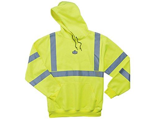Ergodyne 8393 Visibility Reflective Sweatshirt