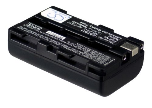 VINTRONS Replacement Battery for Sony NP-F10, NP-FS10, NP-FS11, NP-FS12