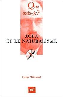 ZoLa et Le naturalisme par Mitterand