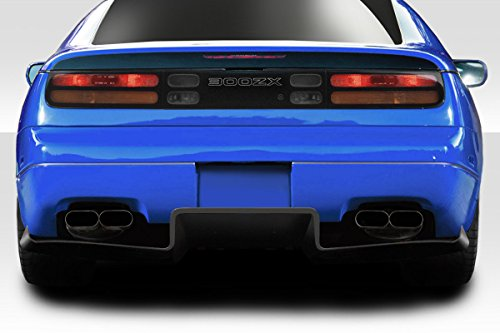 Duraflex ED-GRM-037 GMR Rear Diffuser - 1 Piece Body Kit - Compatible For Nissan 300ZX 1990-1996 ()
