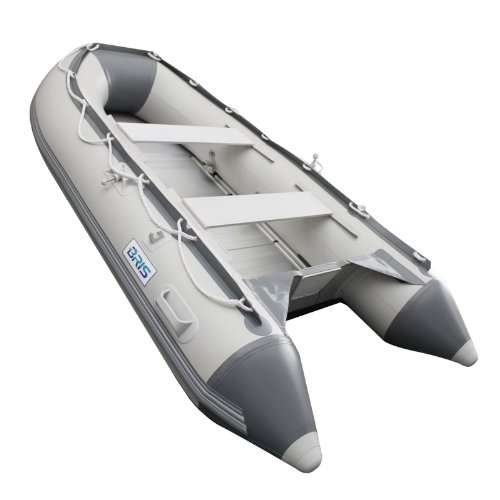 BRIS 9.8 ft Inflatable Boat Inflatable Dinghy Boat Yacht Tender Fishing Raft (Raft Dinghy)