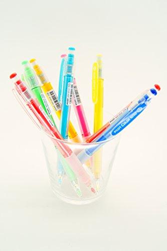 Pilot Color Eno Mechanical Pencil, 0.7mm, 8 Colors, Mechanical Pencil Lead Refill, 0.7mm, 8 Colors, Sticky Notes Value Set by Stationery JP (Image #6)