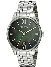 96P162 16mm Stainless Steel Silver Watch Bracelet