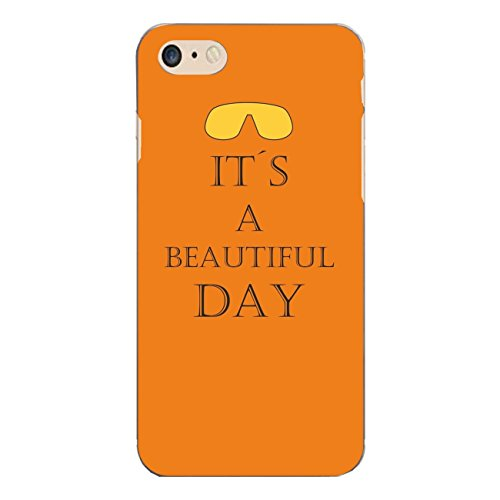 "Disagu Design Case Coque pour Apple iPhone 7 Housse etui coque pochette ""IT´S A BEAUTIFUL DAY"""