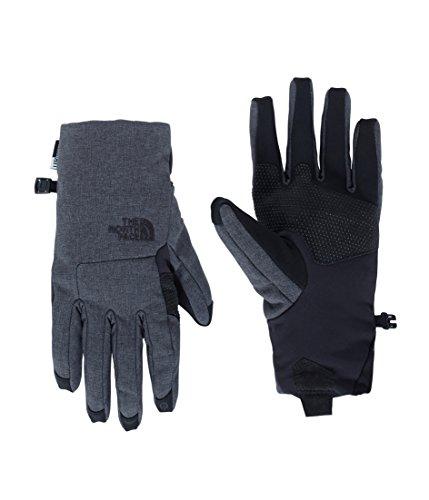 - THE NORTH FACE Apex Etip Glove Men   TNF Dark Grey Heather (STD) (A6L8) (L)