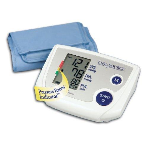 Blood Pressure Kit Digital Auto Inflate Large Cuff - AND Medical UA767PVL (Digital Auto Inflate)
