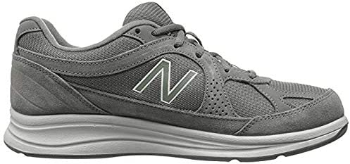 メンズ 男性用 シューズ 靴 スニーカー 運動靴 MW877 - Grey 11 EE - Wide [並行輸入品]