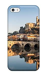 AMGake Snap On Hard Case Cover Brazil City Looks Photos Protector For Iphone 5/5s