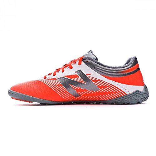 Zapatilla New Balance jr Furon 2.0 Dispatch Turf Alpha orange-Grey Alpha orange-Grey
