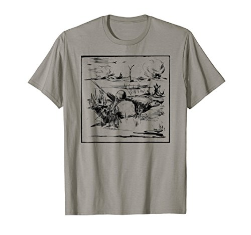 (Entrenchment Trench Warfare TShirt-Vintage WWI WWII Shirt)