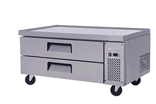 Migali C-CB48-HC Competitor Series Refrigerated Equipment Stand, Chef Base, 48.4