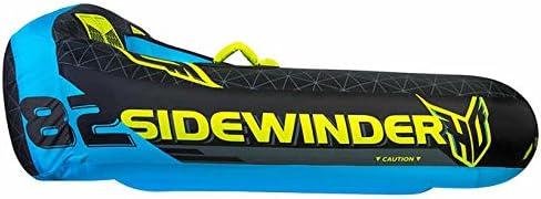 Toalla para 3 Personas HO Sports Sidewinder Bomba infladora el/éctrica y v/álvulas Incluye Cuerda de Remolque de conexi/ón r/ápida
