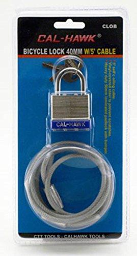 Cal Hawk Tools CLOB Bicycle Lock by Cal Hawk Tools