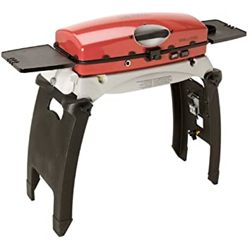 Amazon Com Thermos Grill2go Gas Grill By Char Broil Red