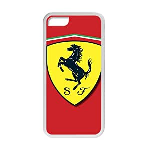 SVF Ferrari sign fashion cell phone case for iPhone 5C