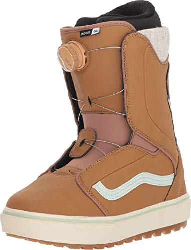 Vans Encore OG Women's Snowboard Boots, Tan/Teal, 2019 for sale  Delivered anywhere in USA