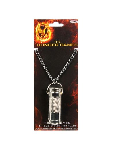 The Hunger Games Match Case Necklace