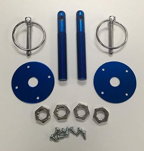 - Muscle Car Blue Aluminum 3/16