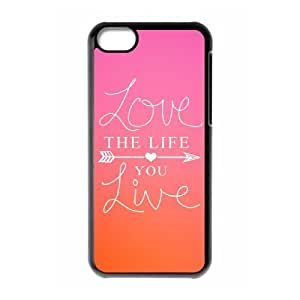 diy phone caseLove the Life You Live High Qulity Customized Cell Phone Case for iphone 6 plus 5.5 inch, Love the Life You Live iphone 6 plus 5.5 inch Cover Casediy phone case