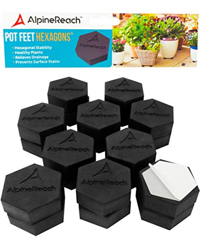 plant container feet - 5