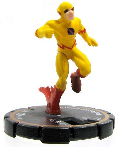 DC Heroclix Icons Limited Edition Single Figure LE Professor Zoom #209 (Card Dc Heroclix Icons)
