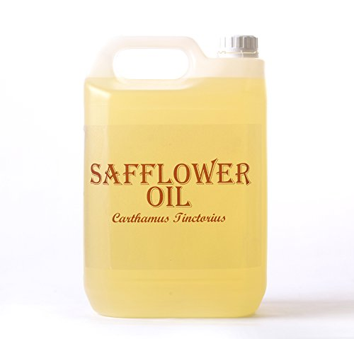 Safflower Carrier Oil - 10 Litres - 100% Pure