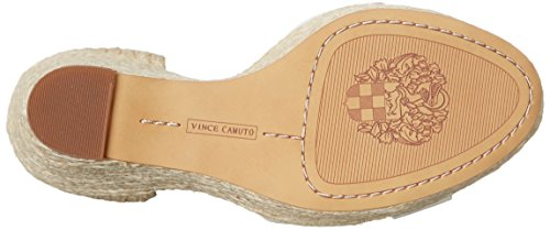 Camuto Maurita Wedge Fence Espadrille Vince Natural Sandal Picket Women's HfqHd