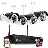 Best Wireless Security Cameras - XVIM Wireless Security Cameras System, 4 720P Wireless Review