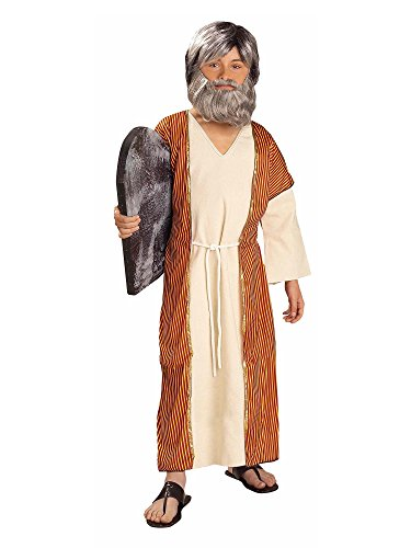 Biblical Times Moses Costume, Child Medium